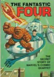 Fantastic Four Books